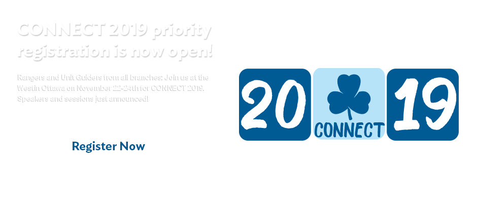 Priority Registration is open for CONNECT 2019